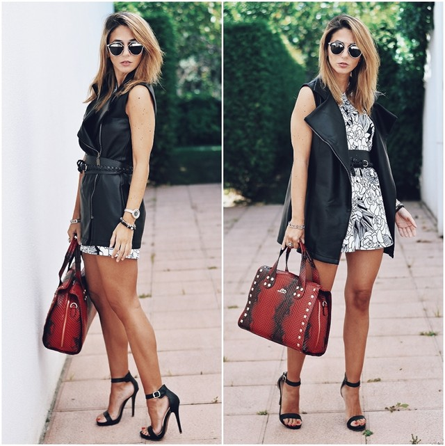 A rockstyle look to start the week!