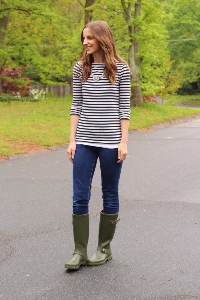 For more information follow my blog at http://www.thehappyflammily.com/2015/04/cheap-hunter-boots.html