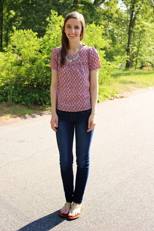 For more information follow my blog at http://www.thehappyflammily.com/2015/05/another-spring-look.html
