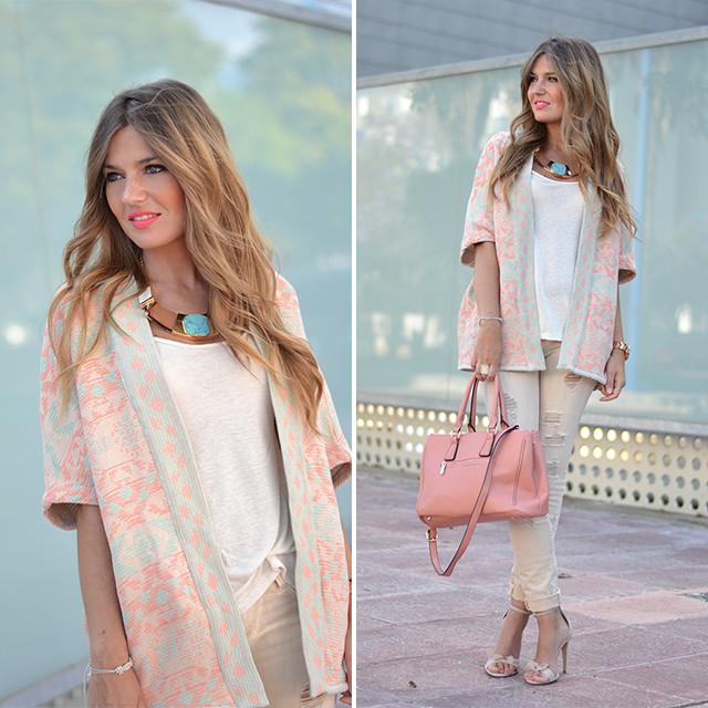 http://www.miaventuraconlamoda.com/2014/05/ethnic-print-kimono.html